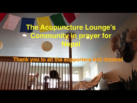 Nepal Fundraiser - Acupuncture in Denver