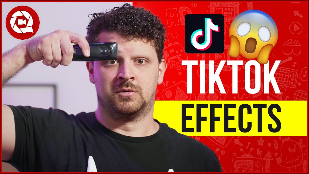 3 Tiktok Effects Under 5 Minutes Adobe Tutorial Youtube Adobe Tutorials Tutorial Premiere Pro Tutorials