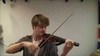 21 Guns (violin cover)