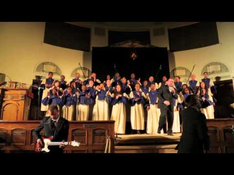 Salaam performed by The Montreal Jubilation Gospel Choir with guest soloist Adam Stotland