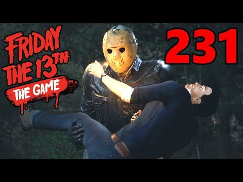[231] A Legendary Return From Vacation!!! (Let's Play Friday The 13th The Game)