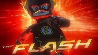 LEGO THE FLASH CW INTRO
