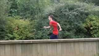 Playing Outside Freerunning+Parkour