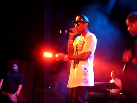 Fabolous Throw It In The Bag 11  @ Def Jam 25th Anniversary Party Avalon Hollywood 062609