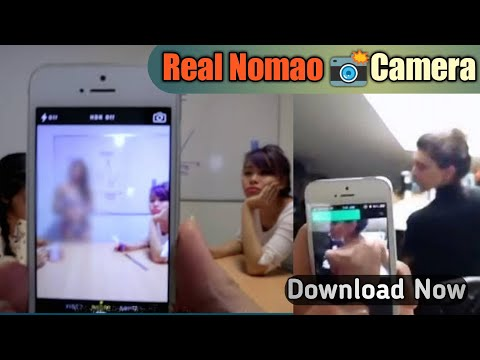 100% Real Nomao X-ray 📷Camera Apk Found | Download Real Nomao Camera Apk | Nomao Apk