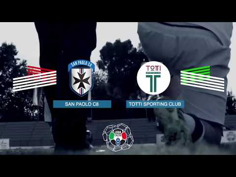San Paolo C8 VS Totti Sporting Club | Highlights