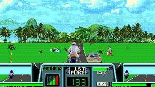 Road Rash 3 Walkthrough/Gameplay Sega Genesis HD #1