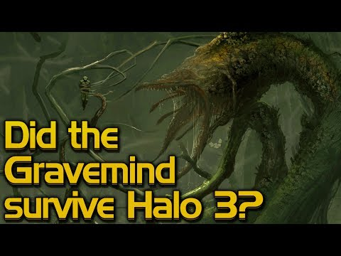 Did the Gravemind survive Halo 3?