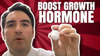 Boost Growth Hormone with Sermorelin