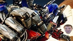 OPTIMUS PRIME Transformers Revenge of the Fallen Multiplayer Gameplay from Live Stream