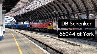 DB Schenker 66044 at York