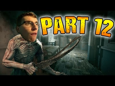 Lets play outlast 12 father martin 39 s a pain in the for Father martin s ashley