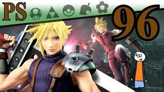 Smash Bros Analysis 96: Cloud Trailer Analysis, Limit Gauge, Midgar Stage, and more