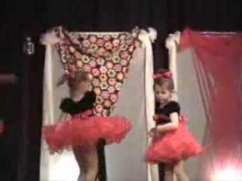 Dance Recital 2008 - Ballet Dancing Truckdriver