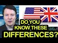 American vs British | Do you know these differences? | Learn English live with Steve Ford