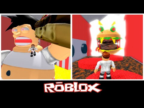 Ezok Roblox Escape The Restaurant Obby By Woifgamingyt Roblox Youtube