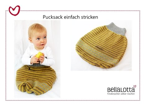 babydecke einfach stricken mit bellalotta funnydog tv. Black Bedroom Furniture Sets. Home Design Ideas