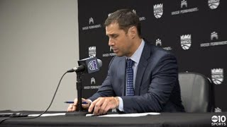 Kings coach Dave Joerger on his team's 141-130