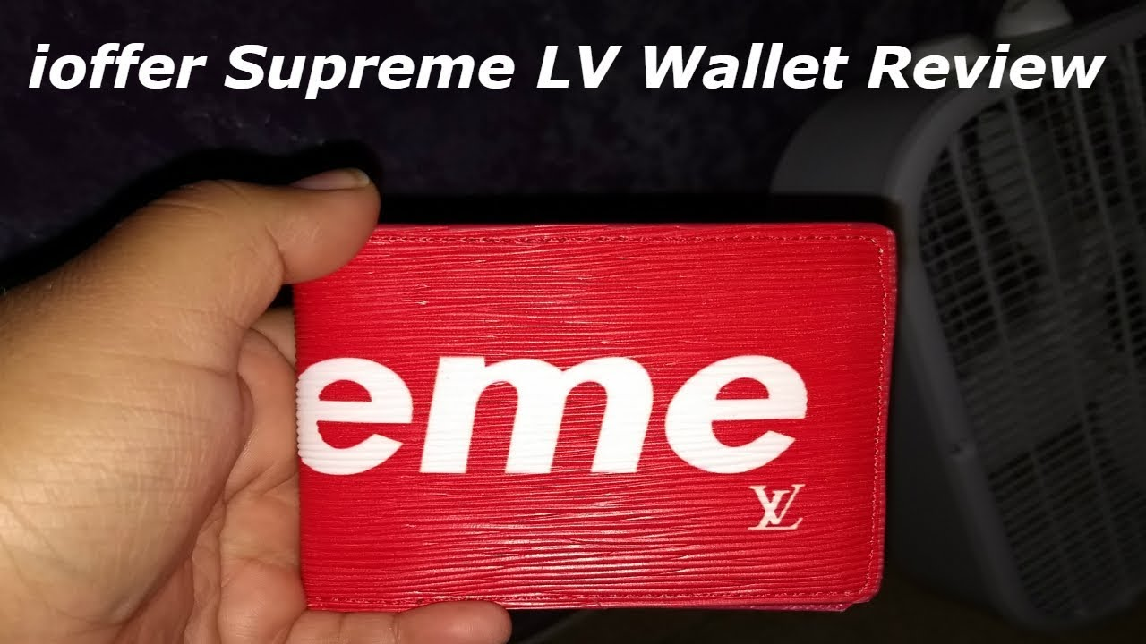 05ea4d964867 Supreme Louis Vuitton Wallet Ioffer | Stanford Center for ...