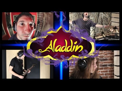 Aladdin - Nuits d'Arabie - Metal Cover by Shinray