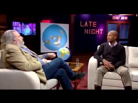 Dave Murphy talks Flat Earth on Late Night TV with Milenko - Mark Sargent ✅