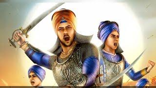 Gobind De Lal Shabad Diljit Dosanjh | Gur Teg Bahadur Ji 🙏 WhatsApp Status | Lyrics (Sikh Album)