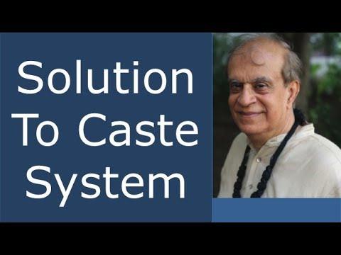 Solution To Caste System & Creating Unified India - Rajiv Malhotra