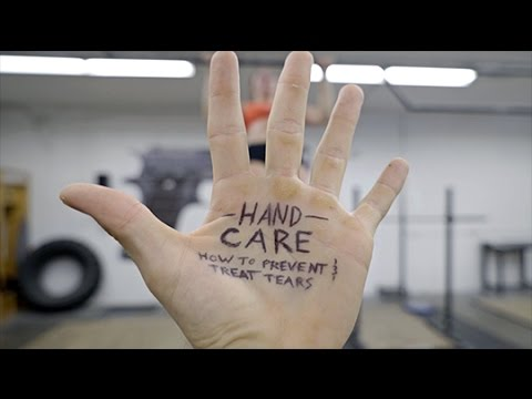 Hand Care: How To Prevent and Treat Tears