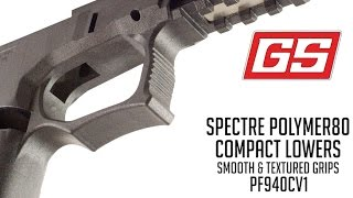 Polymer80 Compact Lower Now Available For Pre sale