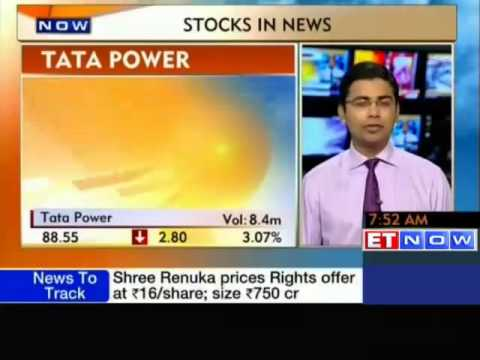 Stocks in news: Bharti Airtel, Tata power, RCF