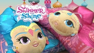 Shine Nickelodeon Shimmer /& Shine Pillow Buddy