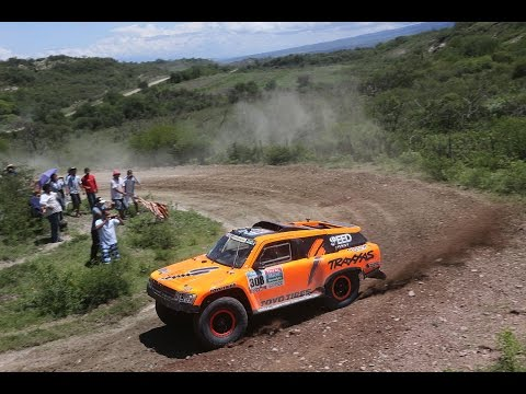 2015 Dakar Rally Robby Gordon Team SPEED Part 1