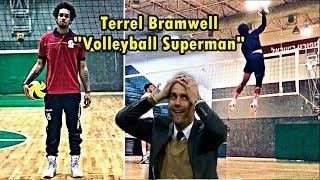Terrel Bramwell - Volleyball Superman 💪 (REACCIÓN)