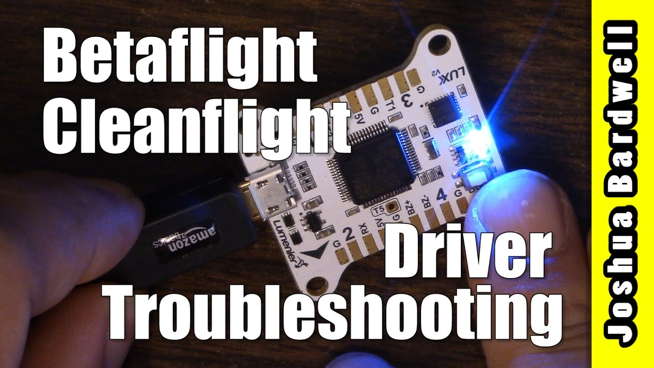 Help! Betaflight - Failed to open serial port - RC Groups