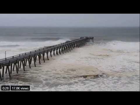 Hurricane Michael Hits Category 4 As It Nears Florida Panhandle