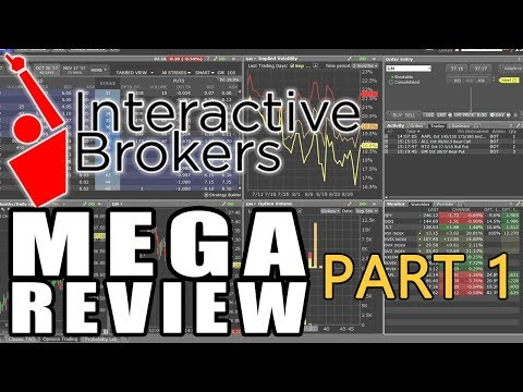 Interactive Brokers MEGA Review Part 1 - The Real Cost Of Trading At IB