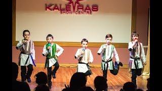 "Группа ""МУЖИКИ"" - ""Мужиков надо любить"" (школа вокала/шоу-центр ""KALEVRAS"")."