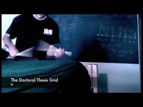 Doctoral thesis grid
