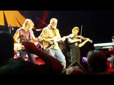 Dixie Dregs with Jimmy Herring -- Refried Funky Chicken