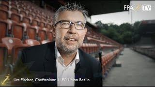 FPA TV EXCLUSIVE: Cheftrainer Urs Fischers erster Tag beim 1. FC Union Berlin
