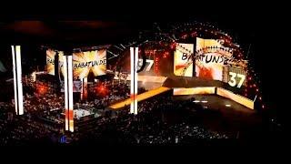 Debiut Babsa na Greatest Royal Rumble  Babatunde39s debut at Greatest Royal Rumble