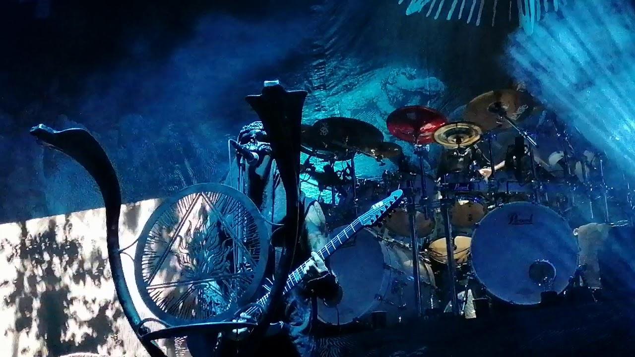 Behemoth - Wolves Of Siberia - Budapest 2020/02/04