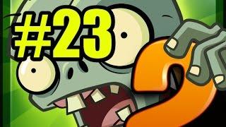 Смотреть растения против зомби 2 Прохождение #23