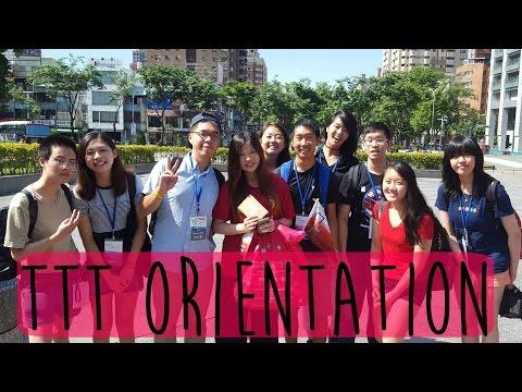 TAIWAN TECH TREK ORIENTATION || Taiwan Travel Vlog