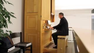 """Sonatina aus """"Gottes Zeit ist die allerbeste Zeit"""", BWV 106 (Orgel)"""