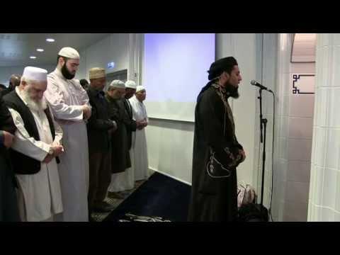 Friday prayer in ICC Norway with Qari Ziyaad Patel - Full video
