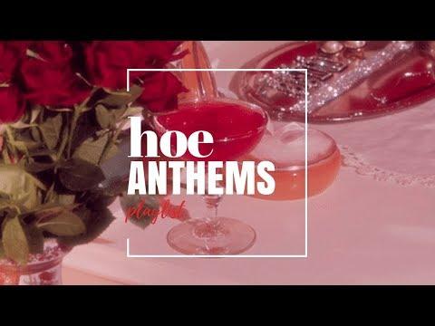 hoe anthems vol. 5 - a kpop playlist