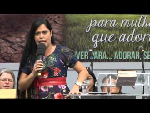 Missionária - Adriane Medeiros -  Congresso UFADESA