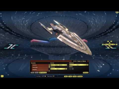 Star Trek Online - T6 Vesta Multi-Mission Explorer Kitbash