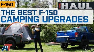 Top F150 Camping Parts | Get Your F150 Camping Ready - The Haul